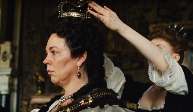 The Favourite: La gloriosa entrada de Lanthimos a Hollywood