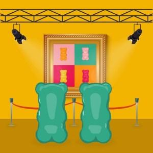 Gummy Bear Museum: Propuesta tapatía de arte con fin social