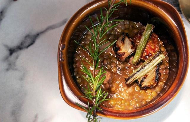 Gracias Comedor: Cocina y evocación de Diego Morones