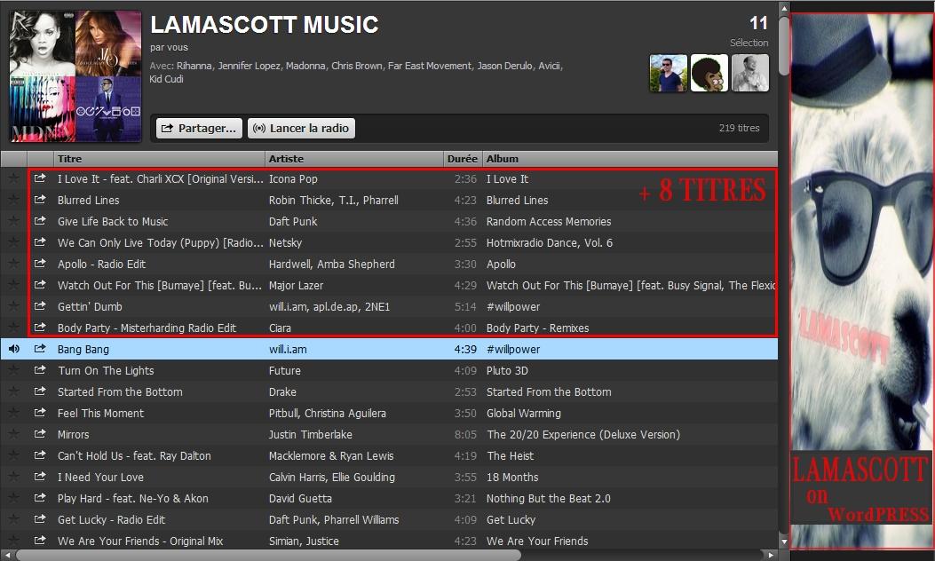 Lamascott Music