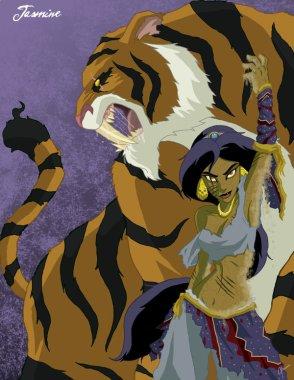 """Jasmine """"Aladdin"""""""