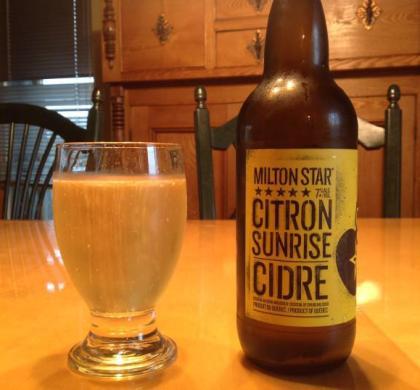 Citron Sunrise des Vergers de la Colline