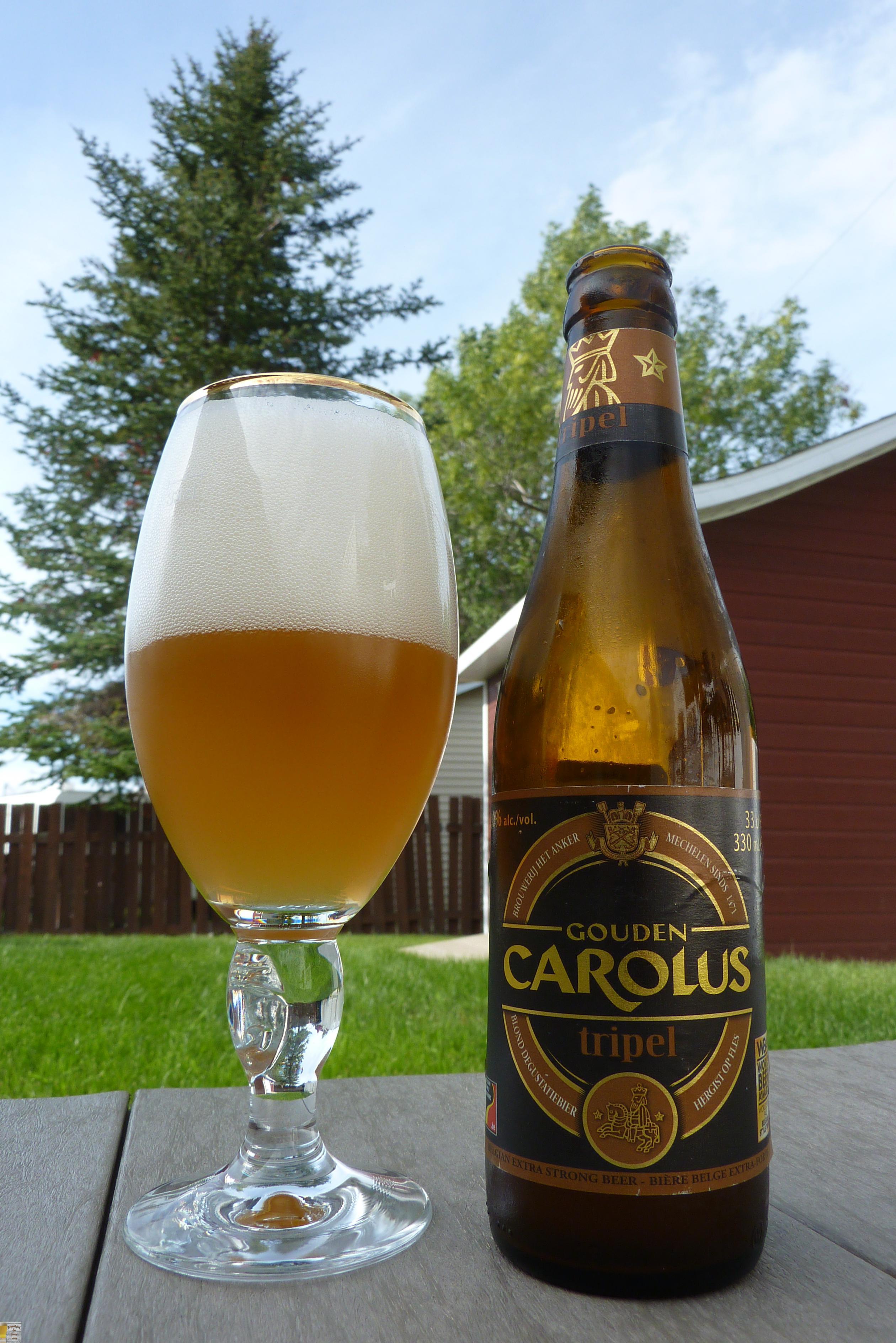 Gouden Carolus Tripel de Brouwerij Het Anker (SAQ)