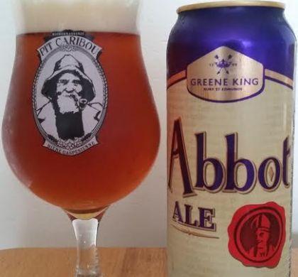 Abbot Ale de Greene King (Angleterre)