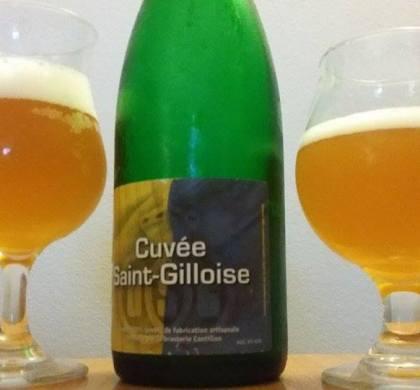 Cuvée Saint-Gilloise de Cantillon (Belgique)