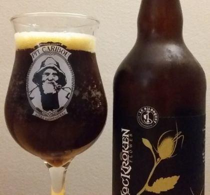 Vieillissement de la bière : MacKroken Flower du Bilboquet