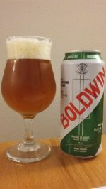 Boldwin IPA de New Deal