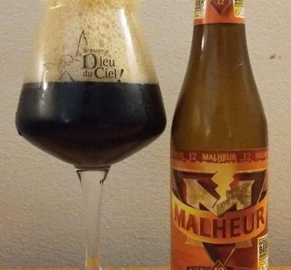 Malheur 12 de Brouwerij Malheur (Belgique)