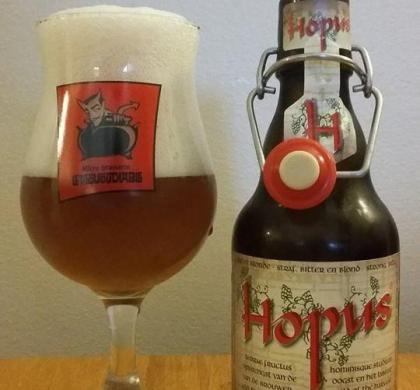 Hopus de Brasserie Lefebvre (Belgique)