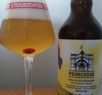 Princesse d'Aux Fous Brassant