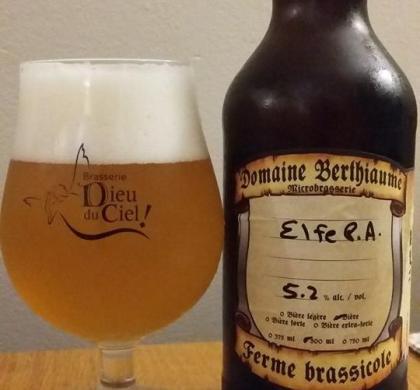Elfe P. A. du Domaine Berthiaume