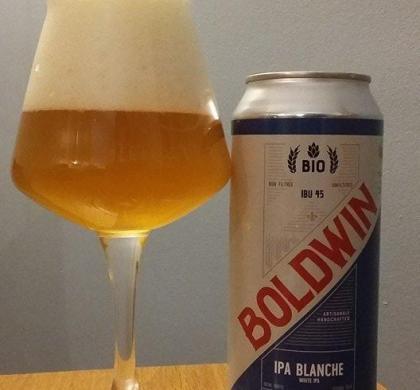 Boldwin IPA Blanche de New Deal