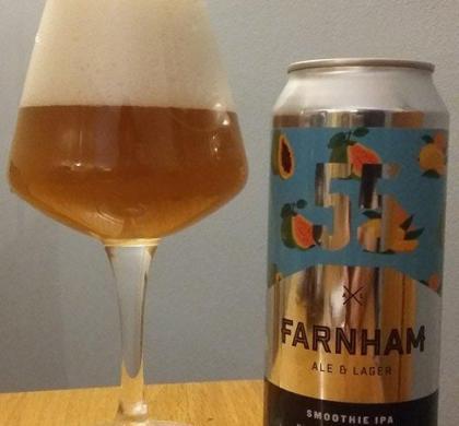 Smoothie IPA de Farnham