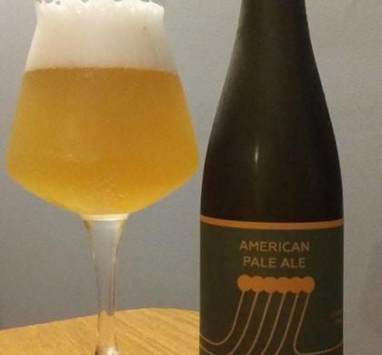 American Pale Ale de Burdock (Toronto)