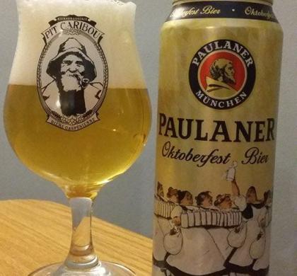 Oktoberfest Bier de Paulaner (Allemagne)