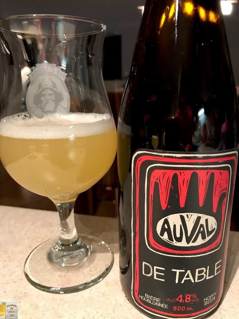 De Table de Auval