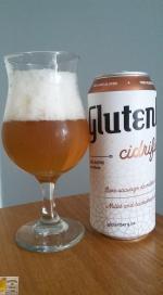 Glutenberg Cidrifiée de Brasseurs Sans Gluten