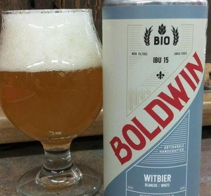 Boldwin Witbier de New Deal