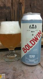 Boldwin Witbier de New Deal