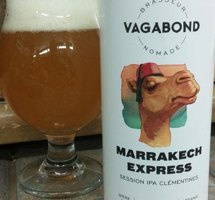 Marrakech Express de Vagabond
