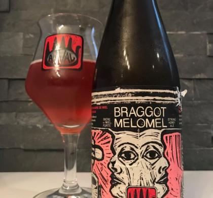 Braggot Melomel d'Auval