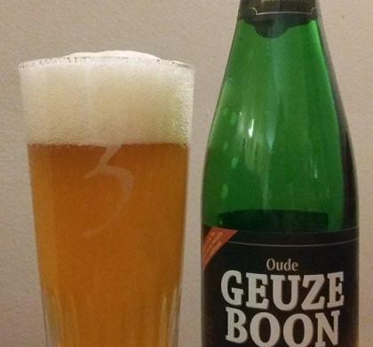 Oude Gueuze de Boon (Belgique)