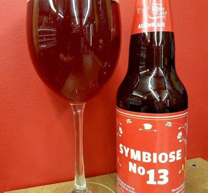 Symbiose No 13 de Dieu du Ciel!