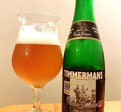 Oude Gueuze de Timmermans (Belgique)