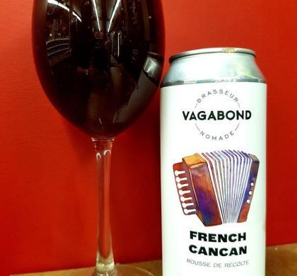 French Cancan de Bière Vagabond