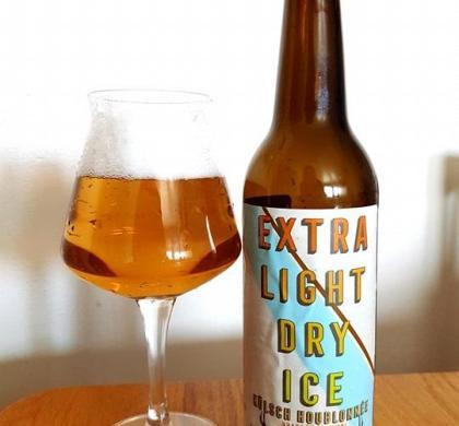 Extra Light Dry Ice de Ras l'Bock