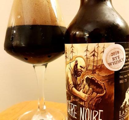 Misère Noire Rye Whisky de la Souche