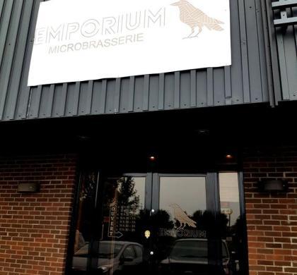 Visite de microbrasserie : l'Emporium