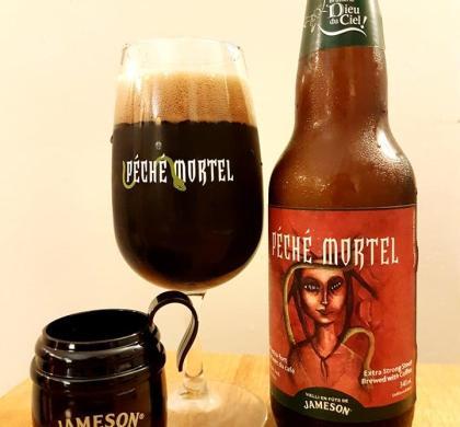 Péché Mortel Jameson de Dieu du Ciel!