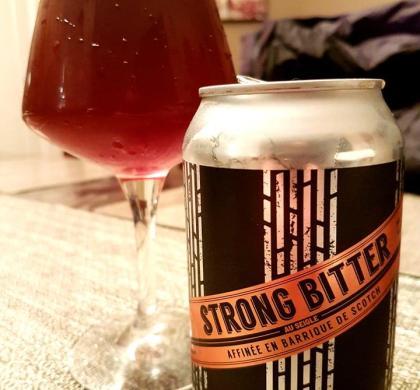Strong Bitter de l'Hermite