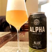 Alizée de Brasserie Alpha