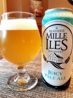 Juicy Pale Ale de Mille Îles