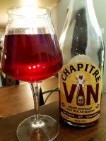 Chapitre Vin de Ras l'Bock et Barbe Rouge