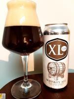 XL Whiskey Ale de Brasseurs sur Demande