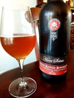 Saison Rouge Bourbon des Trois Mousquetaires
