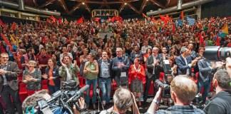 Congreso de la Solidaridad del PTB