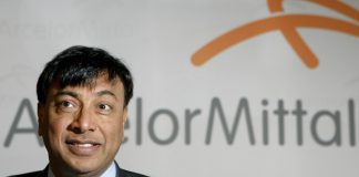 Lakshmi Mittal, máximo accionista de ArcelorMittal