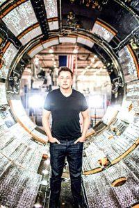 Elon Musk, CEO de SpaceX y Tesla Motors