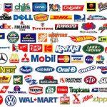 Logotipos de varias corporaciones