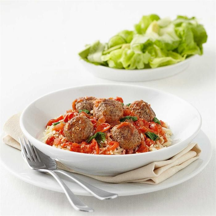 Traditional beef meatballs Recipe | Lamb and Beef