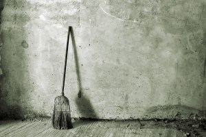 Broom Or Besom