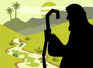 hand - Shepherd Silhouette