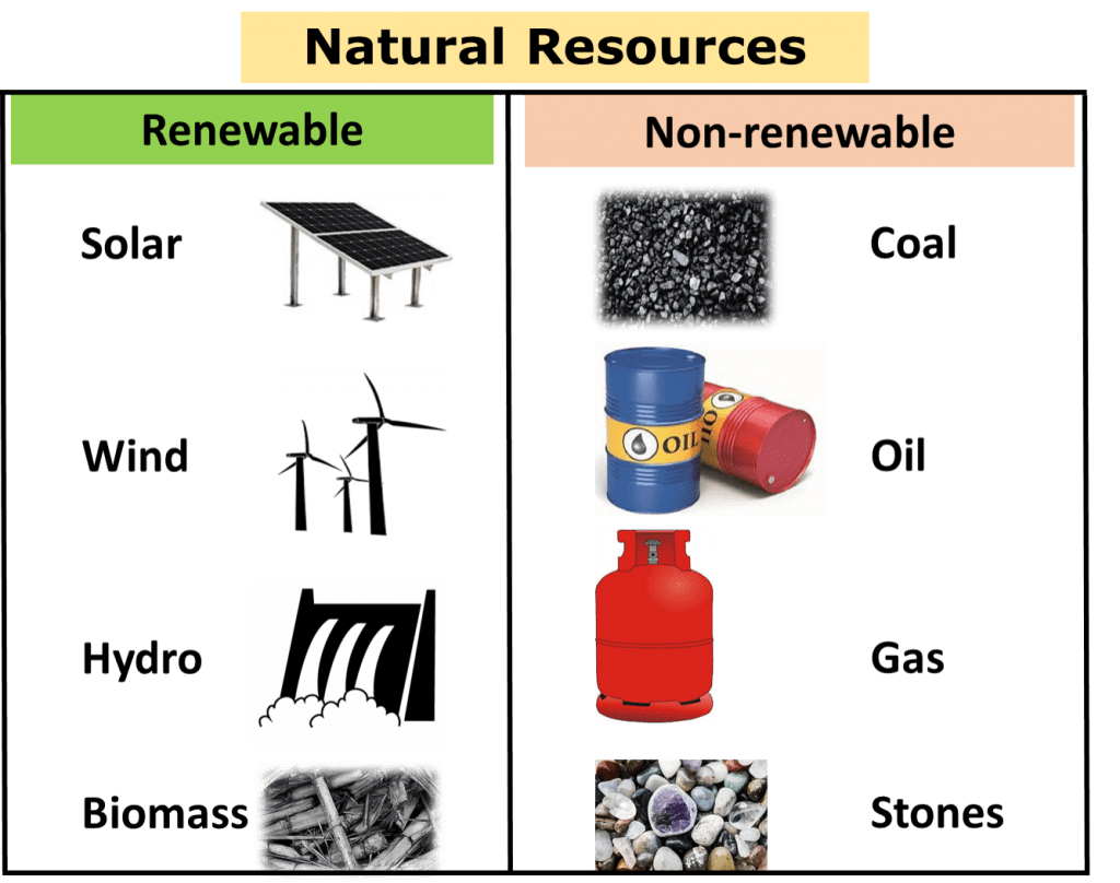 What Are Natural Resources 3 Important Facts Of