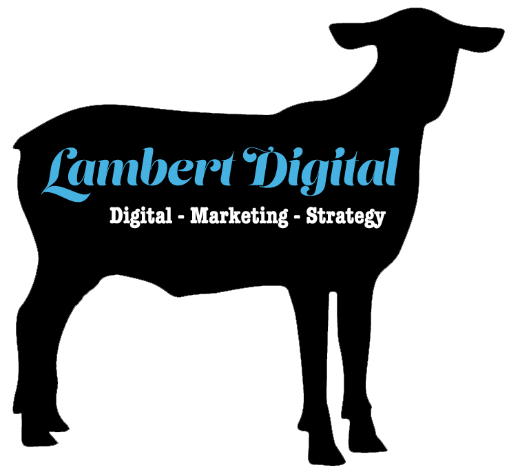 Lambert Digital Logo - Digital Marketing Strategy