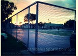 Zambales Sports Center's Tennis Courts (1)