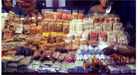 Food and other delicacies from Palauig, Zambales.